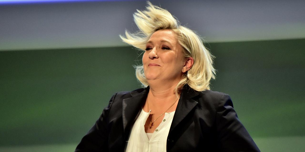 Non, Le Pen, si élue présidente, n'aurait pas aboli le Franc CFA