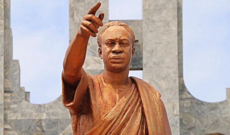 Cinq des plus belles citations de Kwame Nkrumah sur l'union des afro-descendants