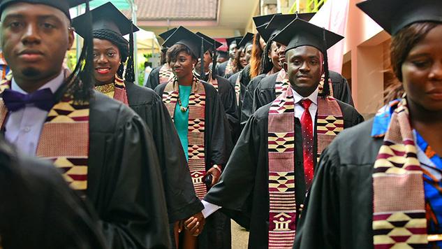 Le classement des meilleures universités africaines pour l'année 2017