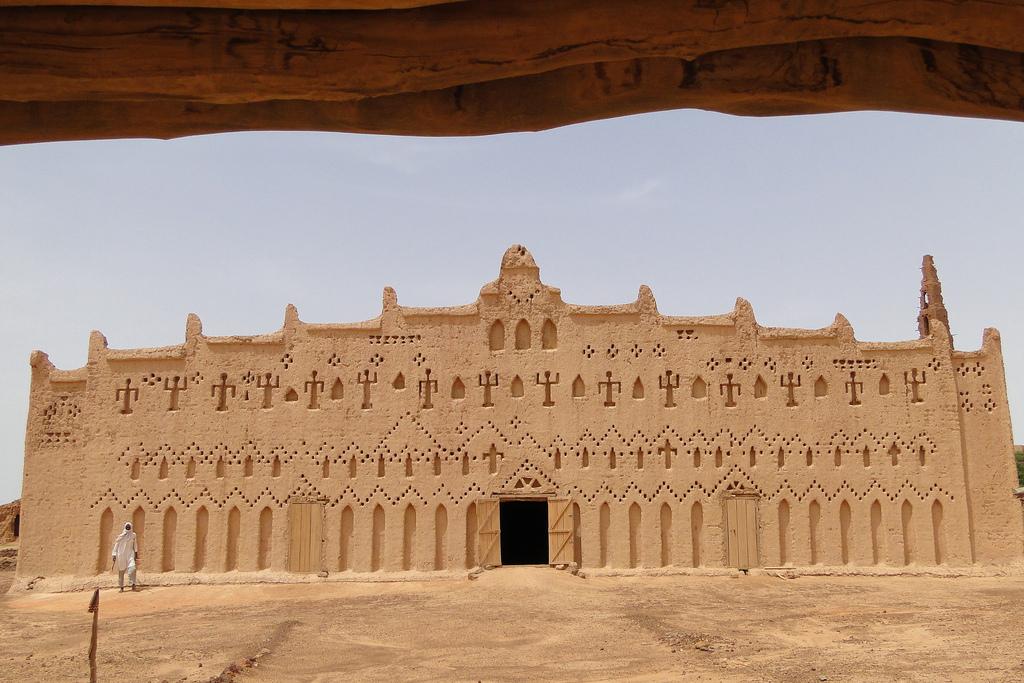 Les mosquées de Bani, trésors de l'architecture religieuse africaine