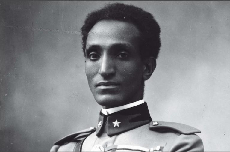 Domenico Mondelli, premier général noir de l'histoire italienne