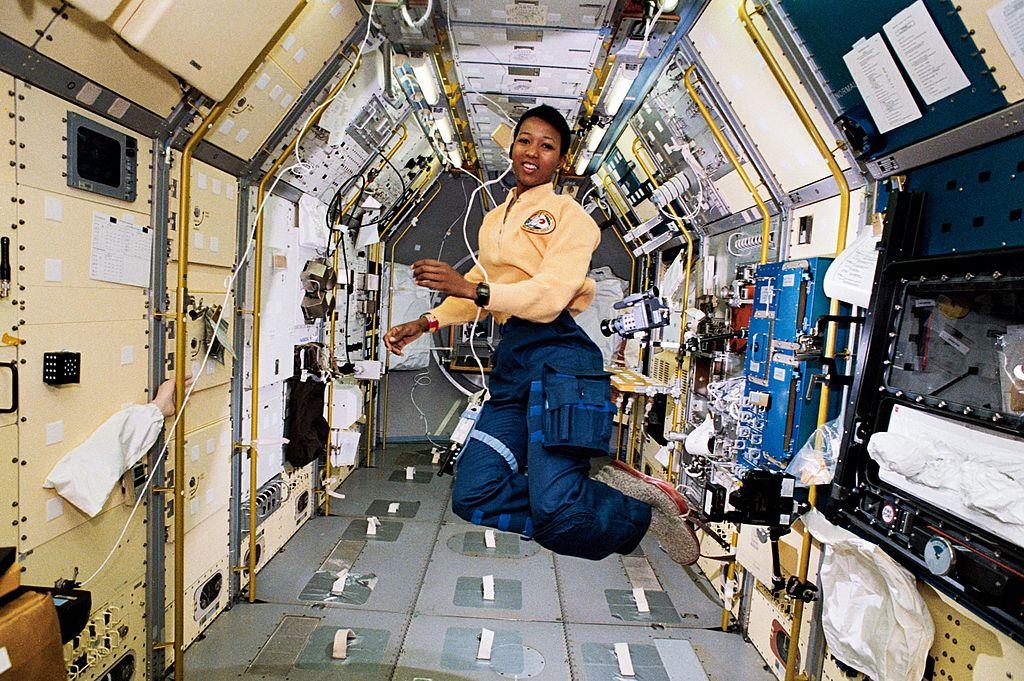 Mae Jemison, première femme afro-américaine dans l'espace