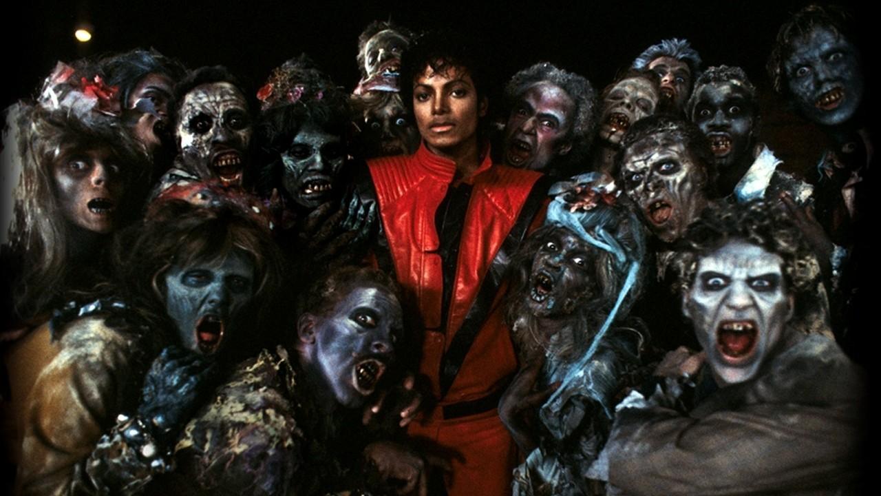 Il y a 36 ans, Michael Jackson  sortait l'album «Thriller»