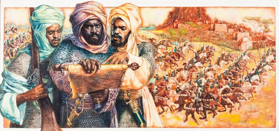 Kanem-Bornou, un des plus grands empires de l'histoire africaine