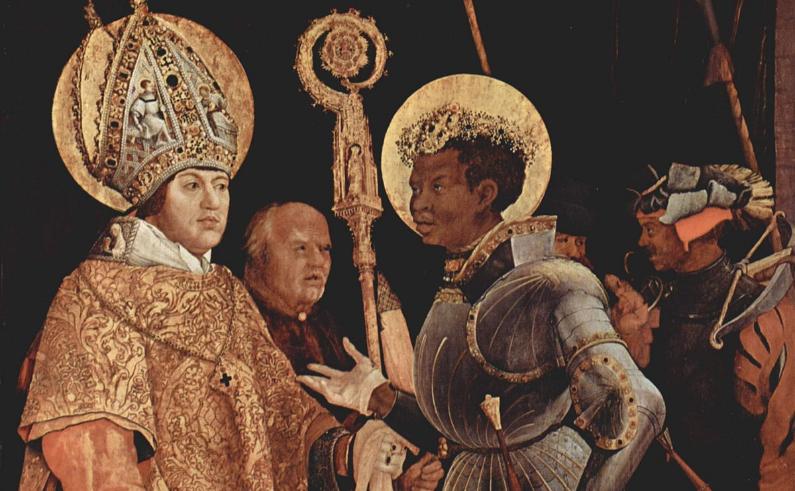 Maures, saints, chevaliers et rois : la présence africaine dans l'Europe du Moyen-Âge et de la Renaissance