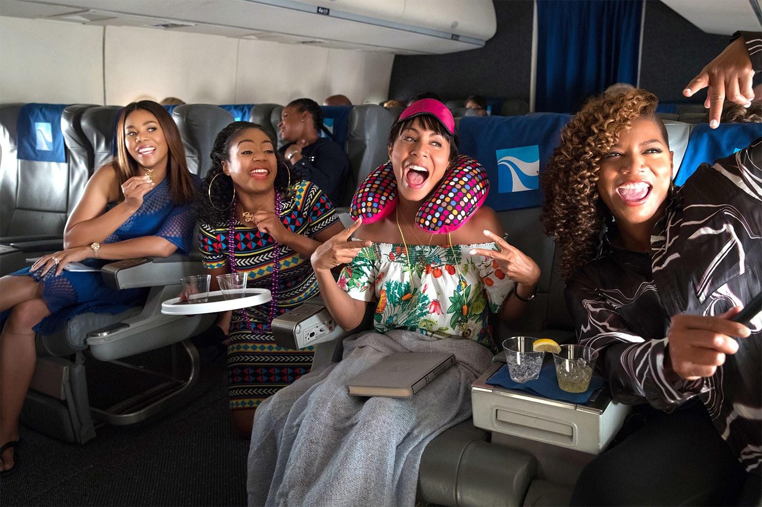 Du ghetto aux tapis rouges: Queen Latifah et Jada Pinkett, meilleures amies pour la vie