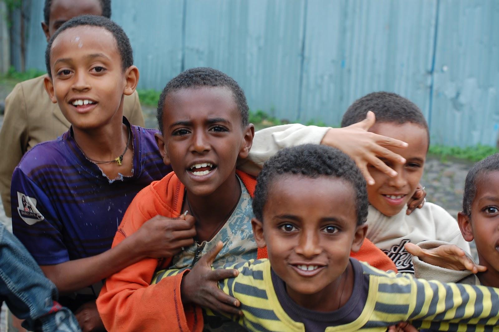 L'Éthiopie vient d'interdire les adoptions aux étrangers