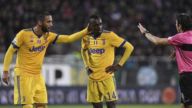 Insultes racistes contre Matuidi: aucune sanction pour le club Cagliari