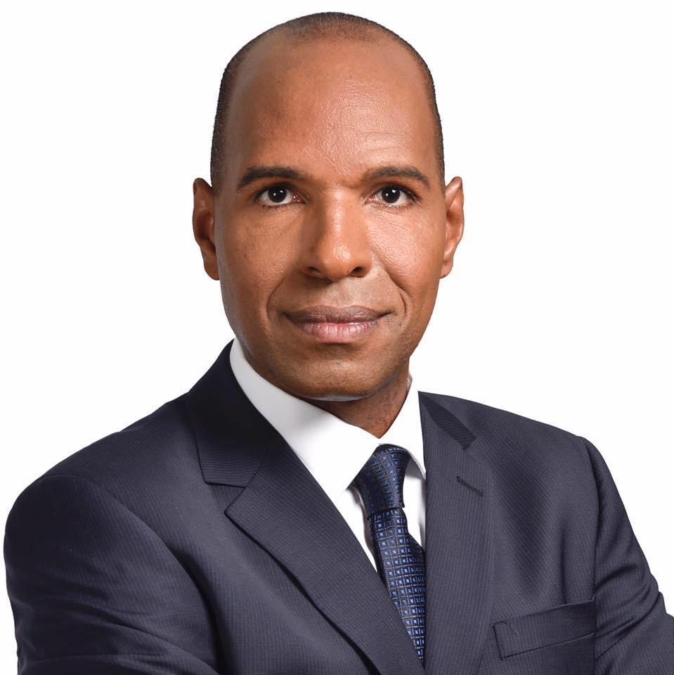 Keyza Nubret Grand-Bonheur reçoit le député Oliver Serva