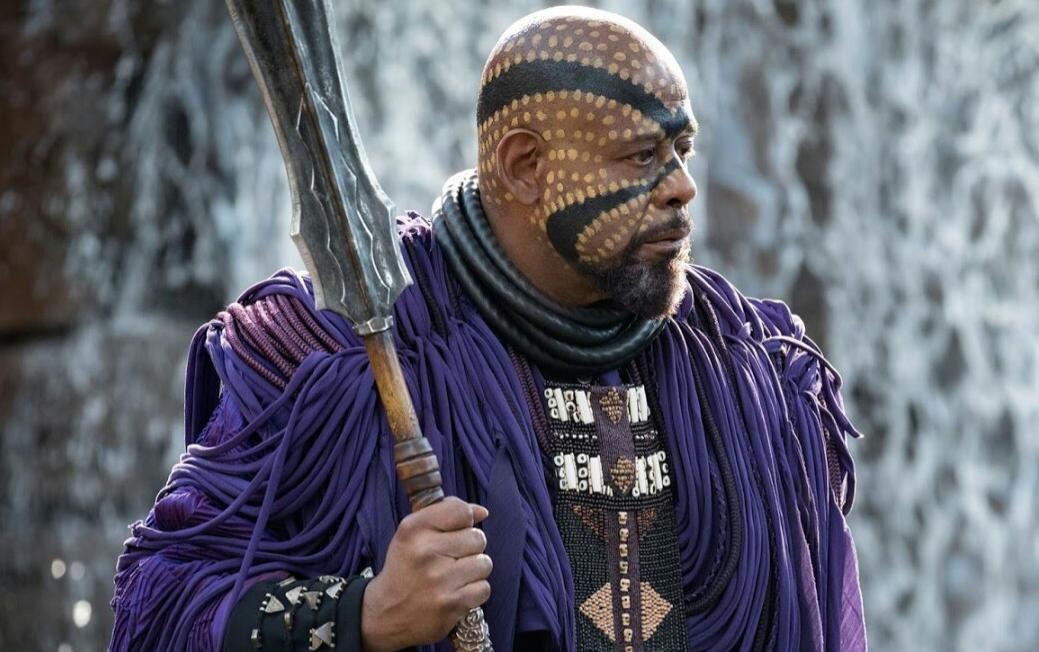 Zuri, le Nganga du Wakanda