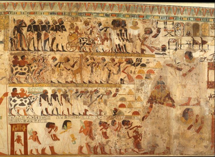 Le royaume de Kouch durant la colonisation égyptienne