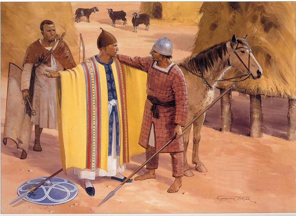 L'histoire de la Nubie médiévale