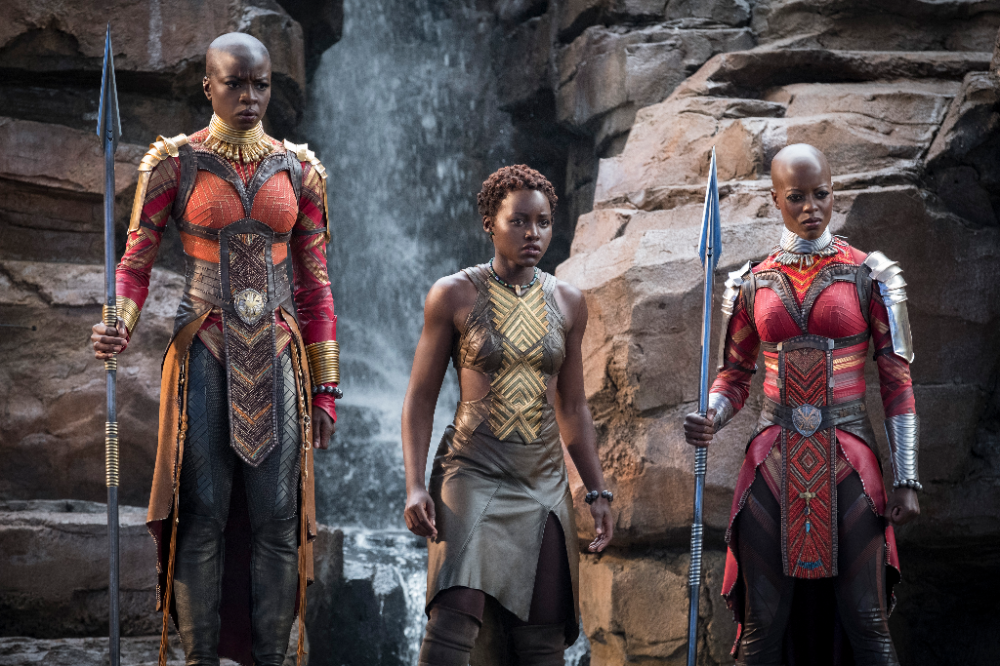 Les Dora Milaje, ces femmes garantes du Wakanda
