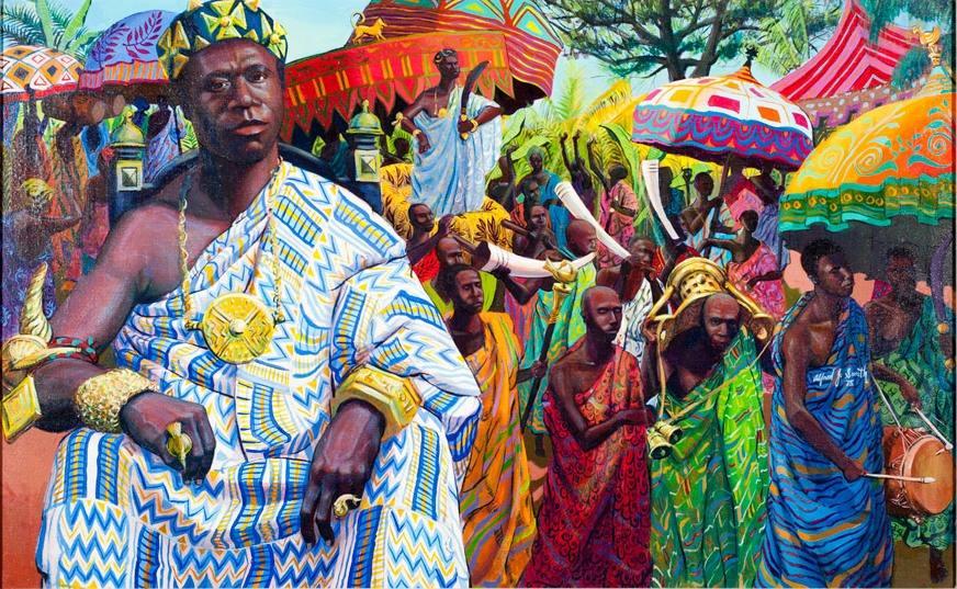 Osei Tutu, fondateur de la confédération ashanti