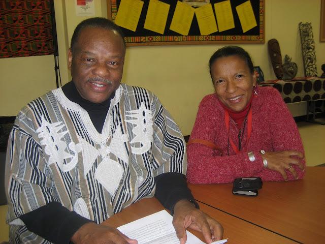 Molefi Kete Asante et Ama Mazama, le souffle de l'Afrocentricité