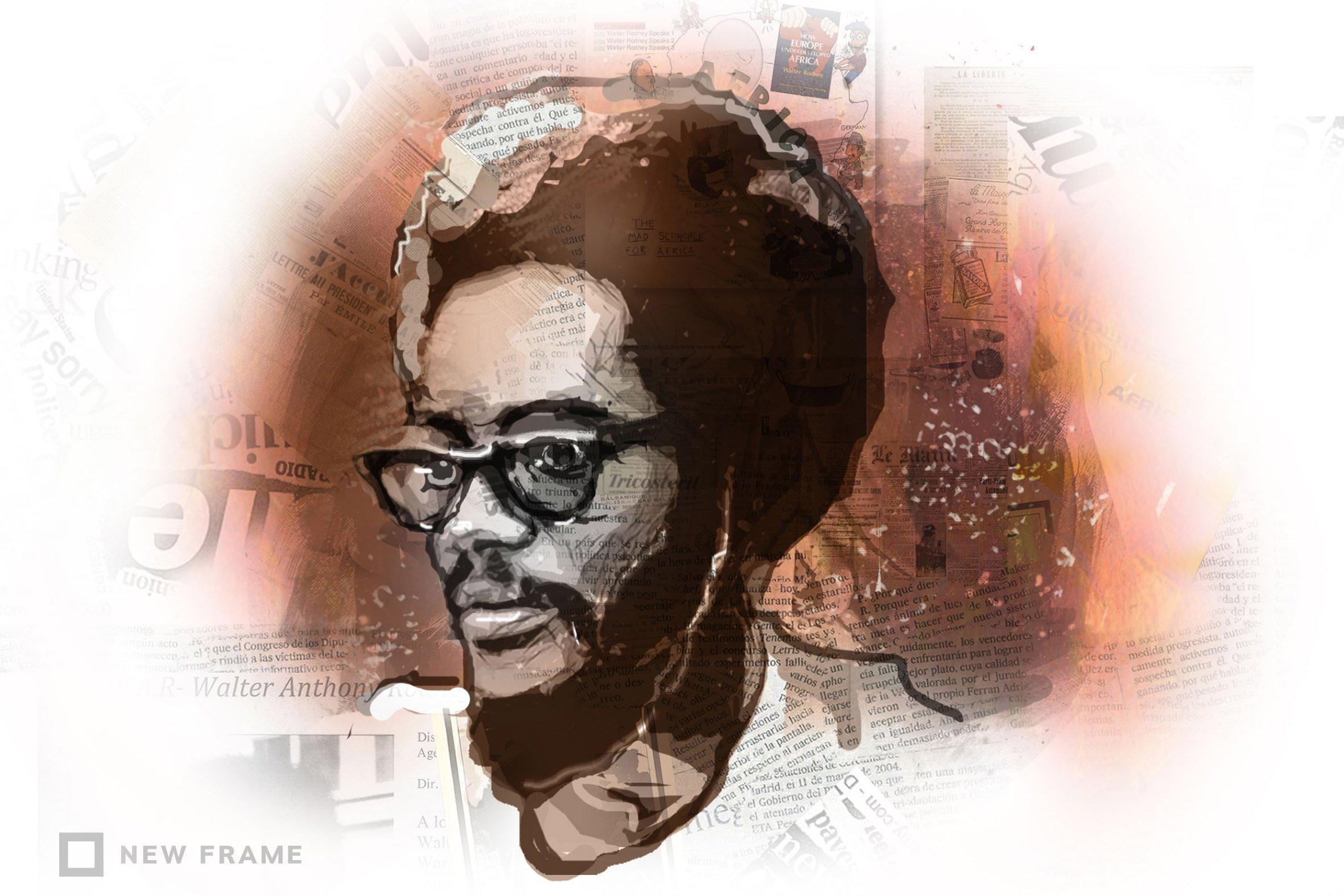 Dr Walter Rodney, figure de proue du panafricanisme dans les Caraïbes et en Afrique