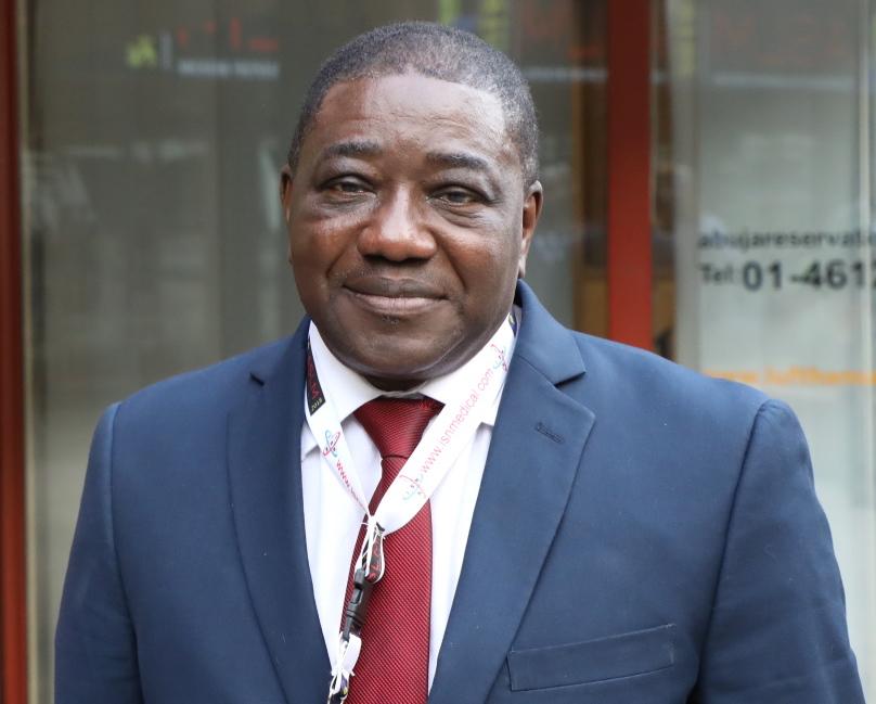 Souleymane Mboup, scientifique sénégalais découvreur du VIH-2