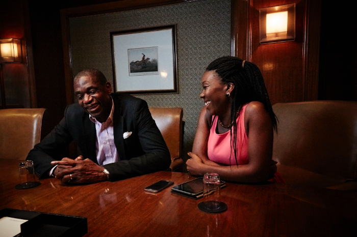 De Paris à New York, Keziah Makoundou, l'entrepreneure derrière le magazine Afropolitain