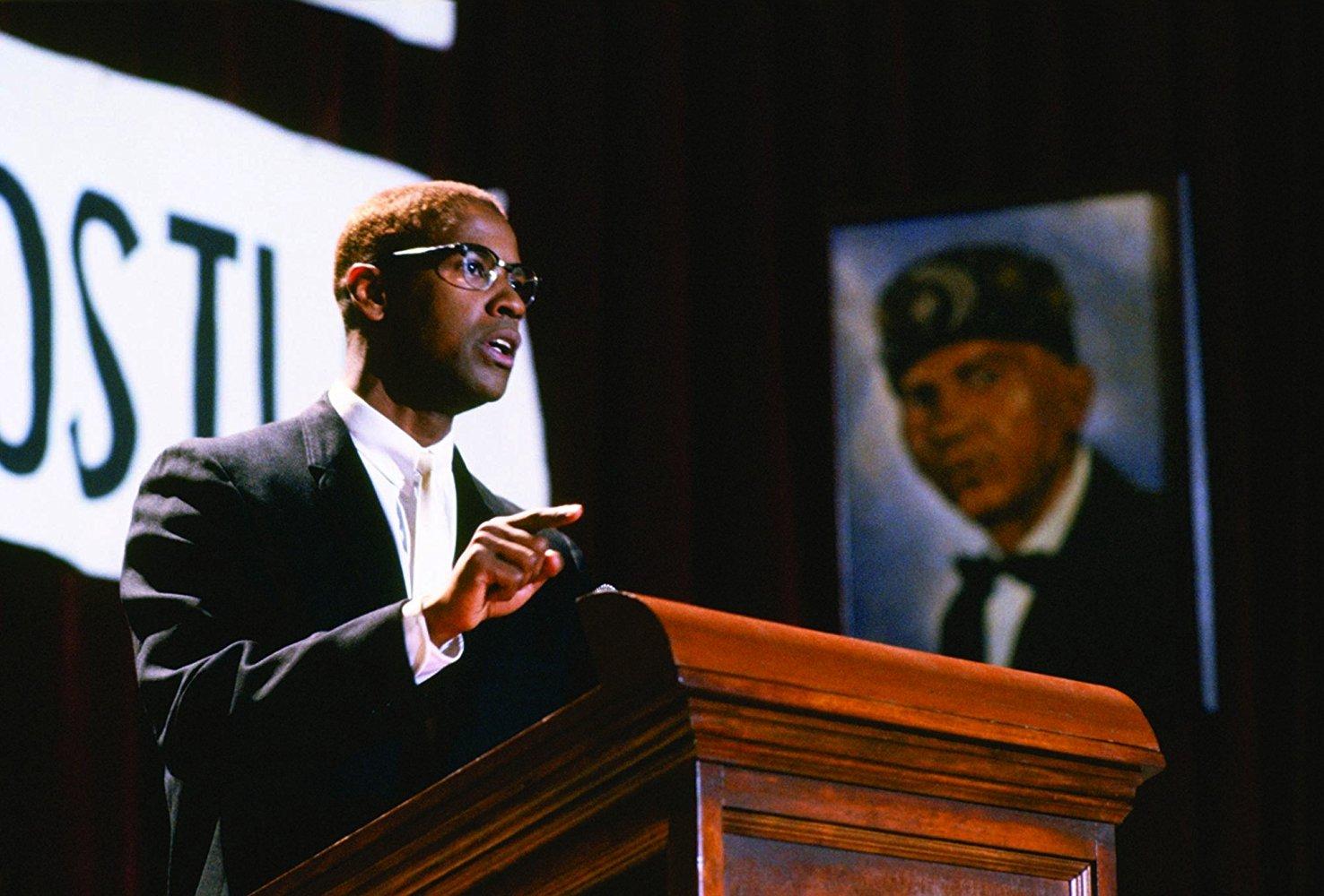 BET célèbre Malcolm X à travers la diffusion du film de Spike Lee