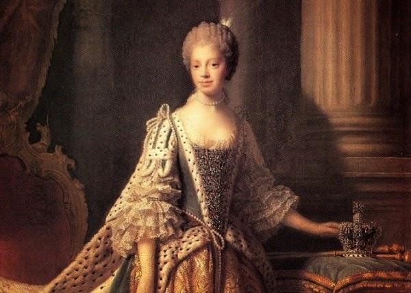 Charlotte de Mecklembourg-Strelitz: sang noir dans la famille royale british