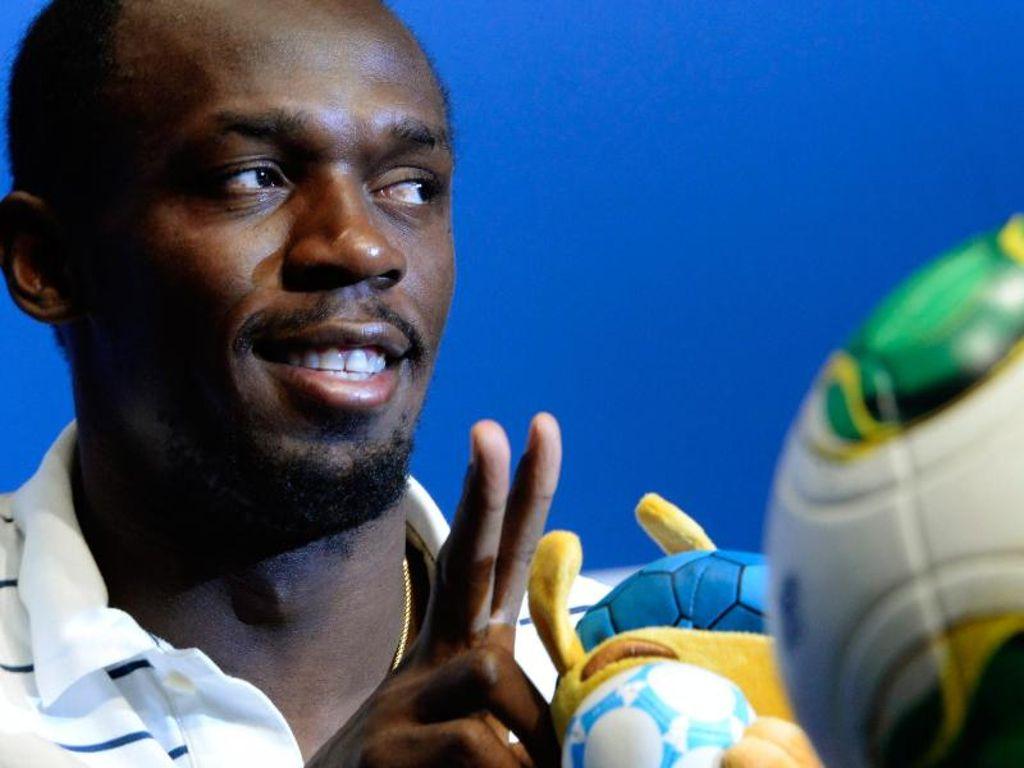 Après l'athlétisme, Usain Bolt se lance dans le football