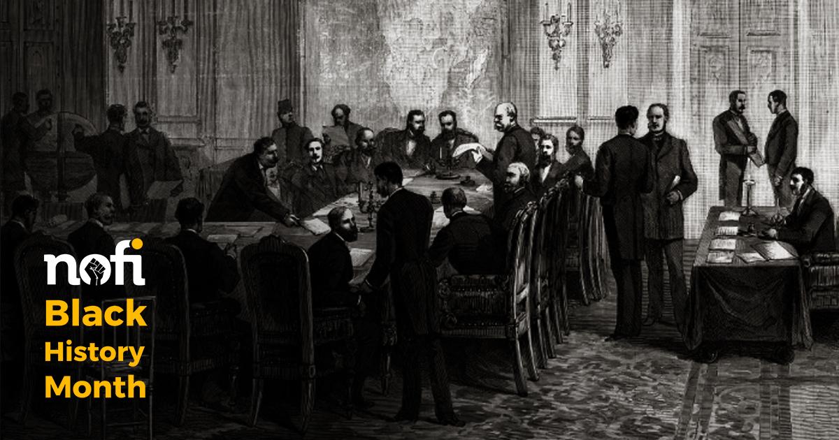 Du Code Noir (1685) à la Conférence de Berlin (1885) : L'esclavage devient colonisation
