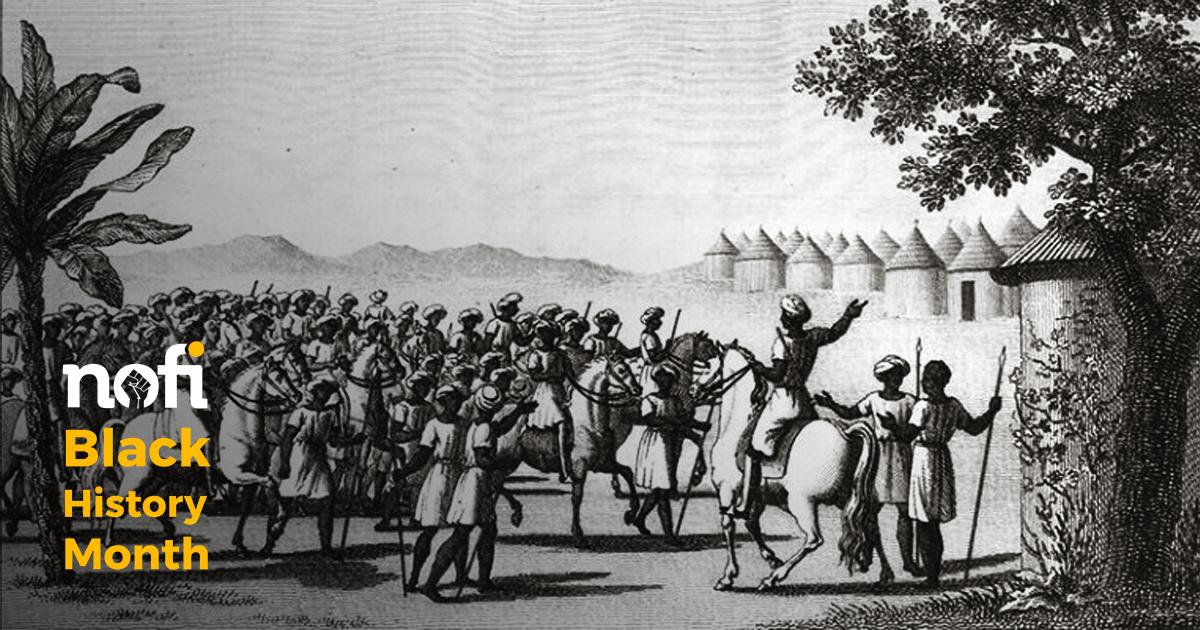 La révolution des marabouts torodo contre l'esclavage