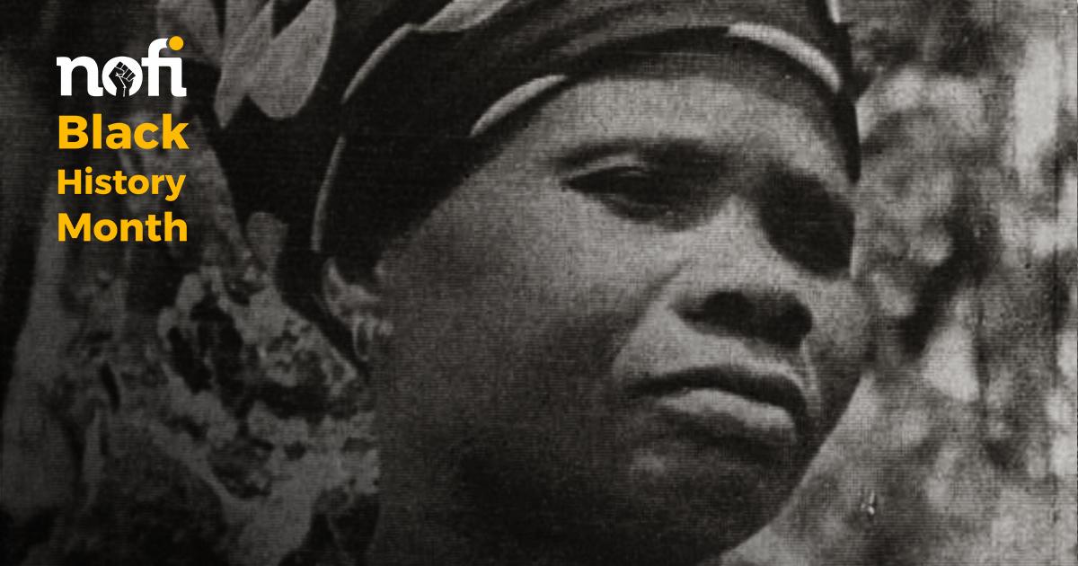 M'Balia Camara, martyre de l'indépendance guinéenne