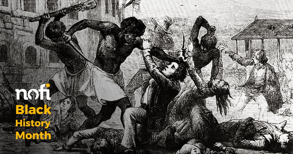 Martinique : La révolte des Nèg' Marrons du Carbet