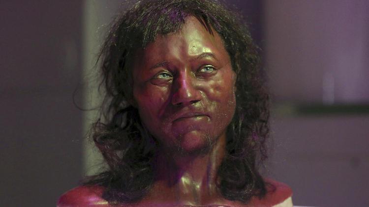 Le plus vieux Britannique connu était Noir