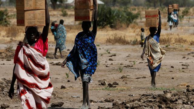 Le Soudan du Sud s'apprête à vivre son année de famine la plus difficile