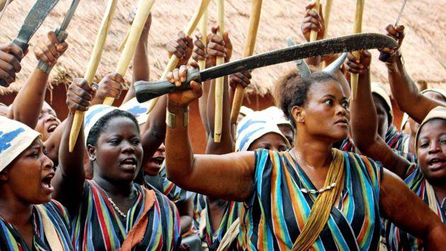 Tata Adjatché, le destin exceptionnel d'une Amazone du Dahomey