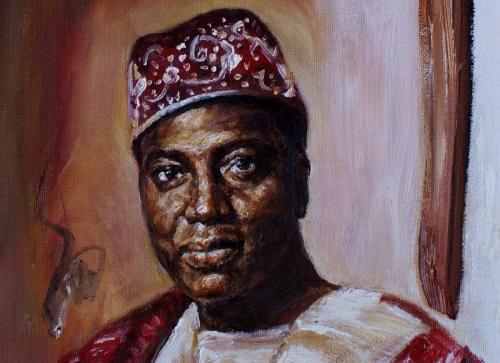 Modibo Keïta, premier président du Mali