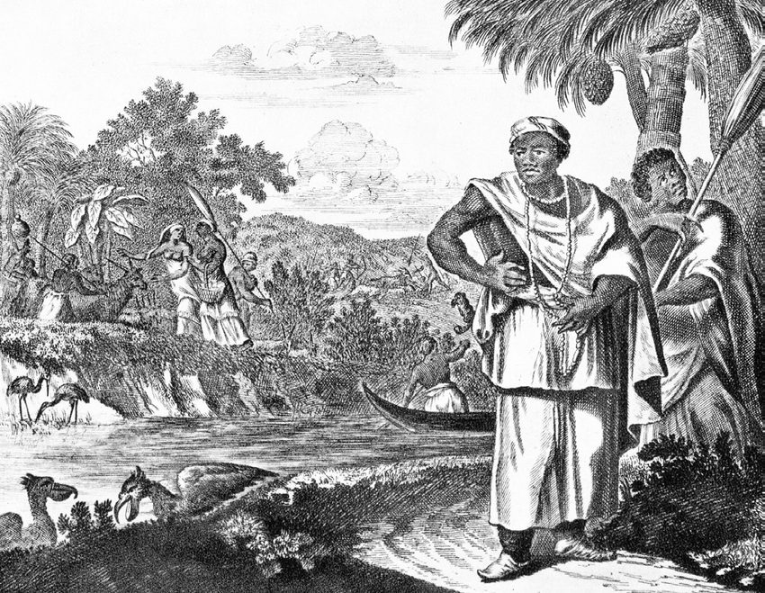 La bataille de Kitombo (1670)