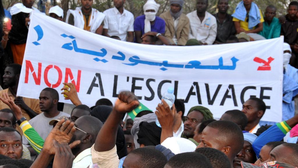 Mauritanie : deux esclavagistes condamnés à de lourdes peines de prison ferme