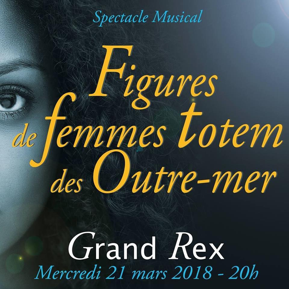 Hommage aux femmes Totem de la Caraïbe française