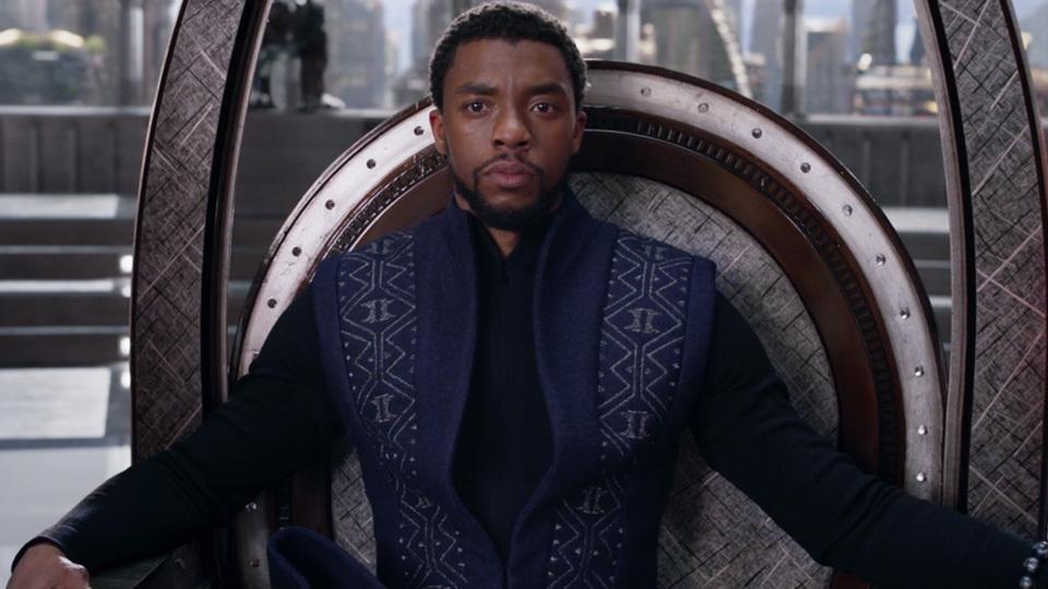 Pour Chadwick Boseman, c'est T'Challa l'ennemi dans «Black Panther»