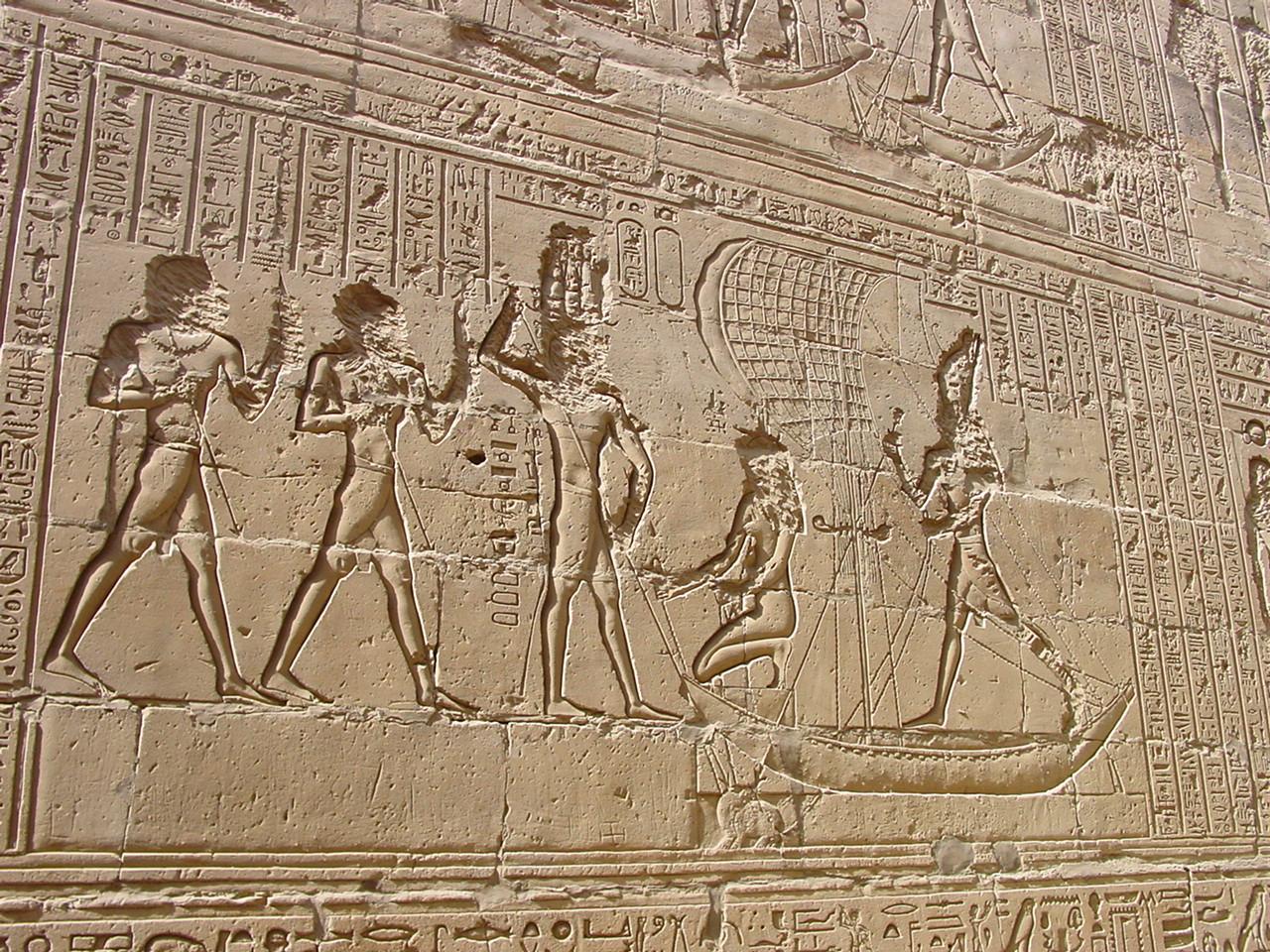 Les mythes de création du monde de l'Egypte ancienne