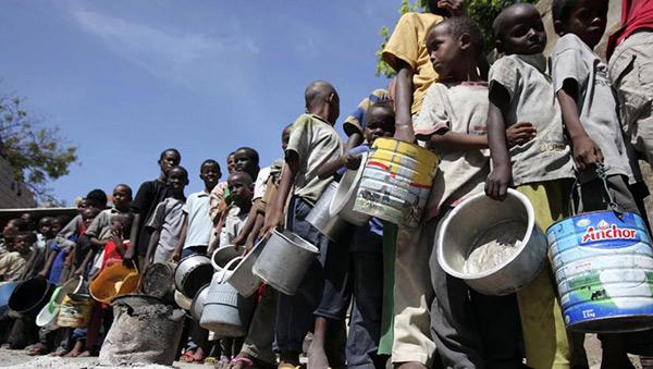 Insécurité alimentaire en Afrique, l'OMS tire la sonnette d'alarme
