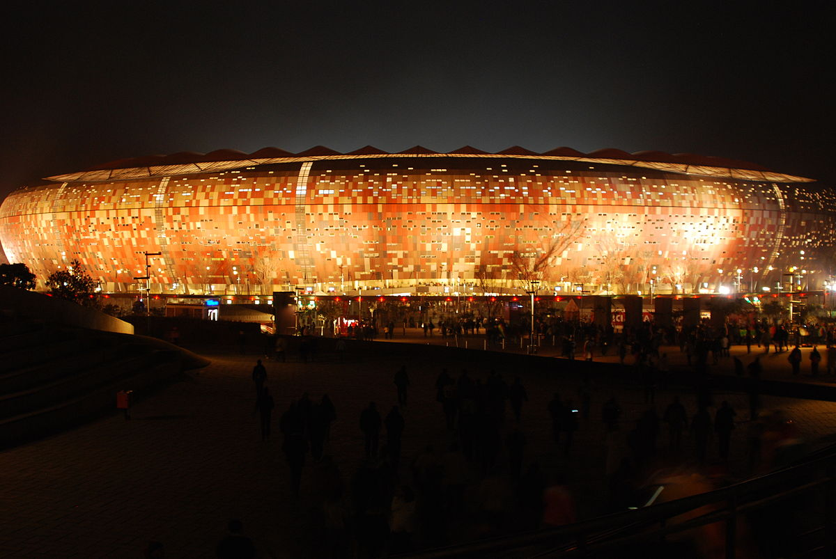 Les stades en Afrique: des lieux marqués par l'histoire