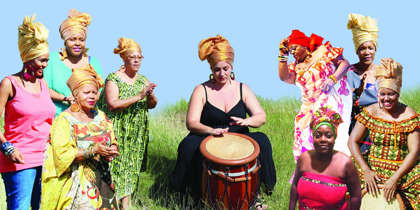 Fanm Ki Ka, le Gwoka fait Femmes