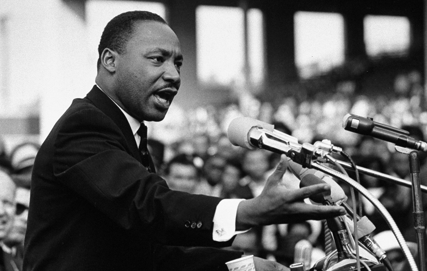 Discours «I have a dream» par Martin Luther King