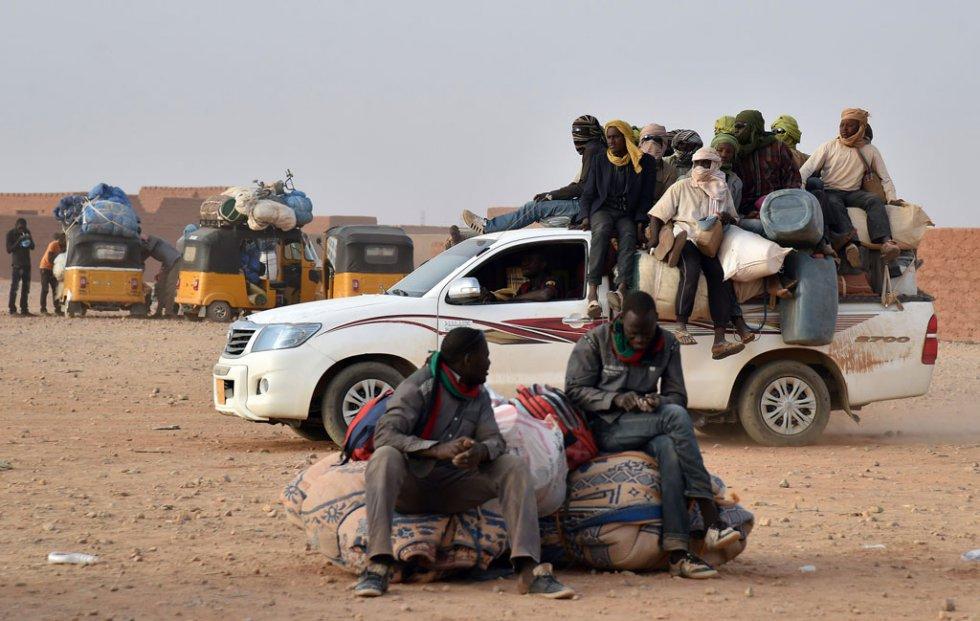 Conférence Afrique-UE sur l'immigration clandestine et le trafic humain