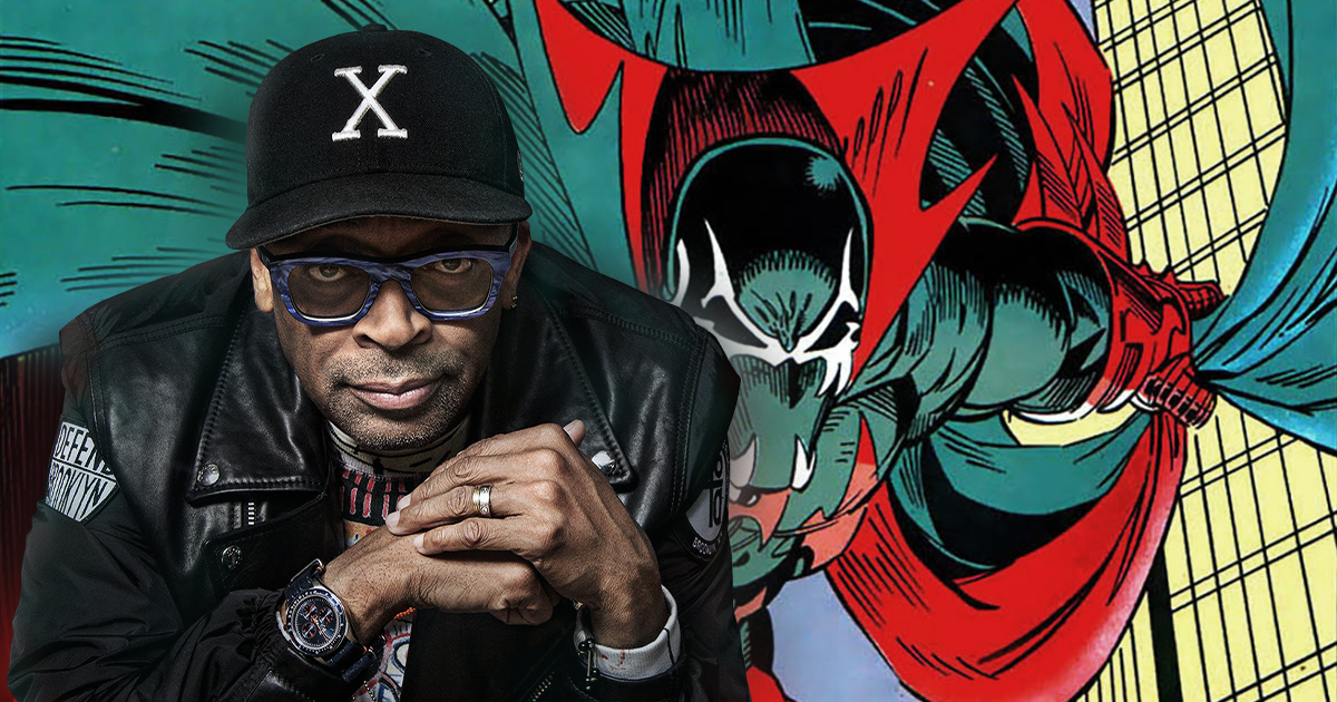 Spike Lee pourrait adapter le super-héros « Nigthwatch » pour Sony Pictures
