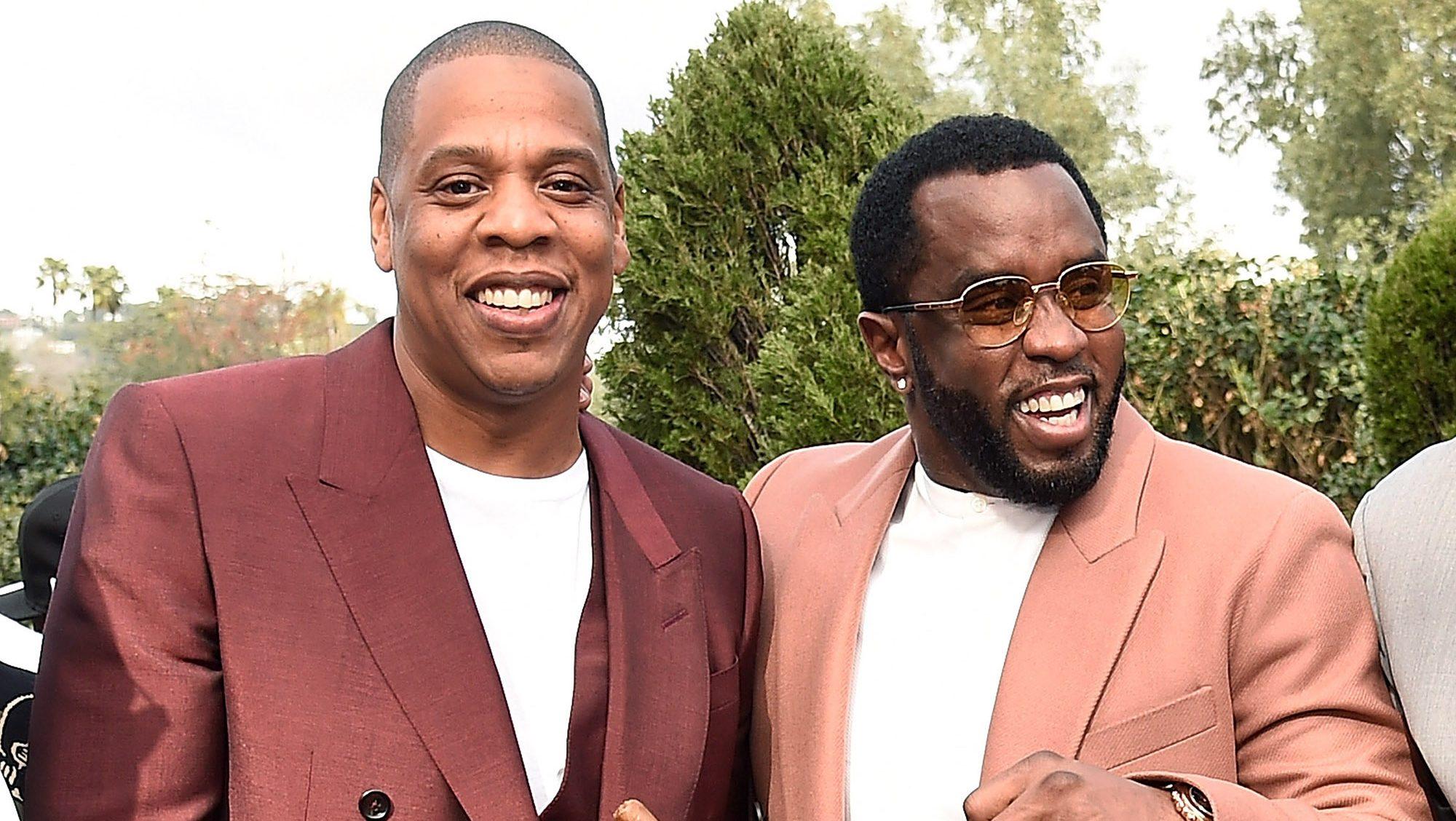 P.Diddy et Jay Z créent une application pour aider l'entrepreneuriat Noir