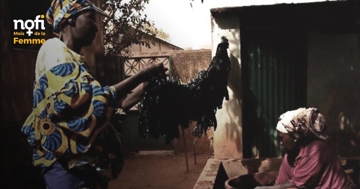 Des femmes de Bodo Dioulasso recyclent les sacs plastiques pour en faire…