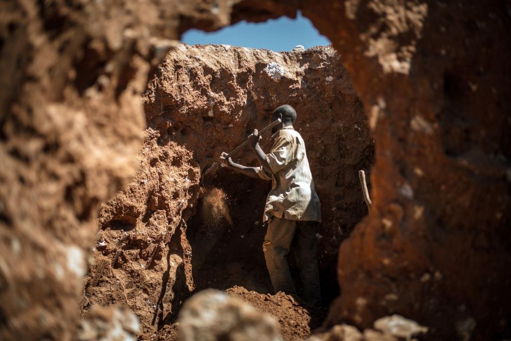 Main basse de la Chine sur le cobalt congolais