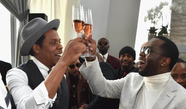 Jay-Z a remplacé P.Diddy en tant que rappeur le plus riche du monde