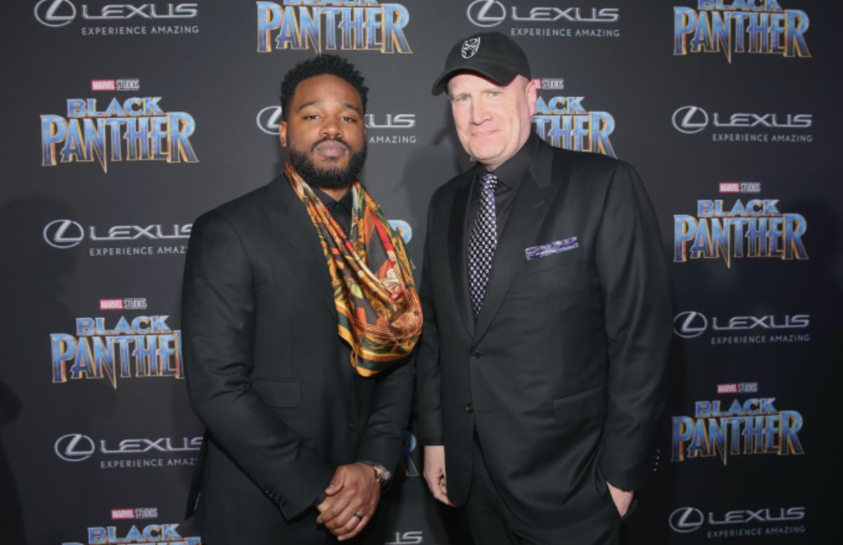 Kevin Feige le président de Marvel confirme la suite de «Black Panther»