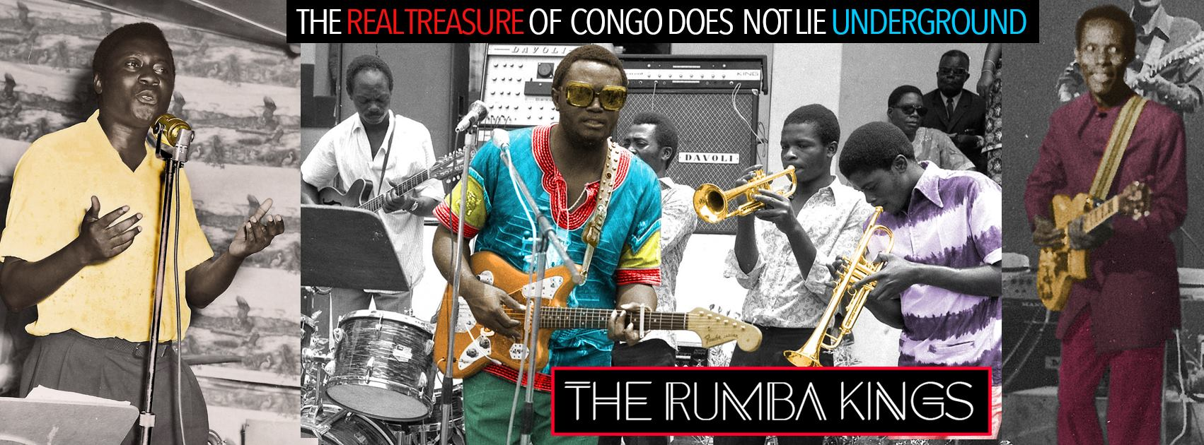 Le documentaire «The Rumba Kings» retrace l'histoire de la rumba congolaise